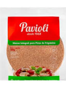 Massa para Pizza de Frigideira Integral Pavioli 300g