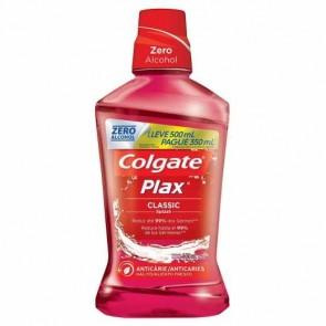 Enxaguante Bucal Colgate Plax Classic 500ml