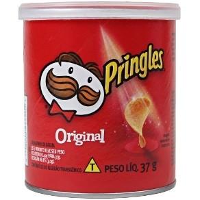 Batata Pringles Tradicional 37g