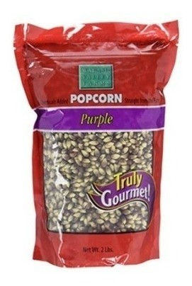 Milho Pipoca Wabash Mix Gourme Purple 907g