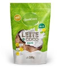 Leite em Pó Coco Qualicoco   100g