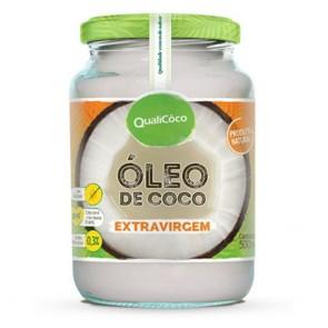 Óleo de Coco Qualicoco Extravirgem 500ml