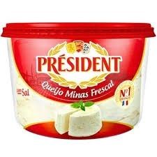 Queijo Minas Frescal President