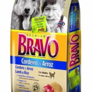 Ração Para Cães Bravo 10,1kg