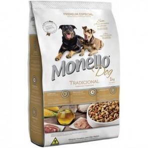 Ração Para Cachorro Monello Tradicional 1kg