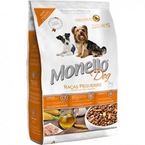 Ração Para Cachorro Monello Dog Raças Pequenas 1kg