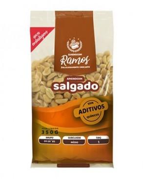 Amendoim Torrado Salgado Ramos 350g