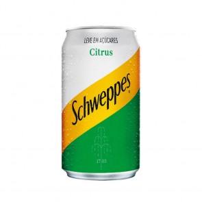 Refrigerante Schweppes Citrus Leve em Açúcares 350ml