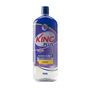 King Plus Removedor Uso Domestico Lavanda 1L