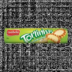 Biscoito Tortinhas Torta de Limão Isabela160g