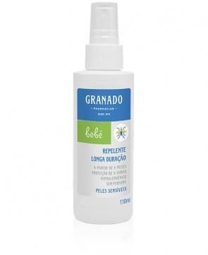 Repelente Granado Spray Pele Sensíveis 110ml