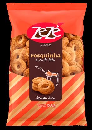 Rosquinha Doce de Leite Zezé