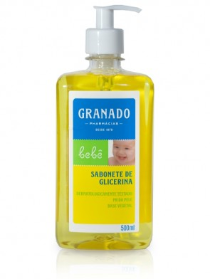 Sabonete Granado Bebe Glicerina 250ml