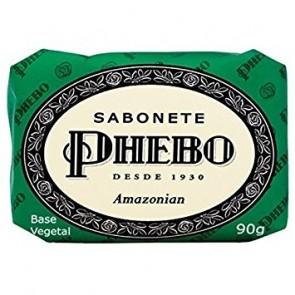 Sabonete De Glicerina Phebo Amazonian 90g