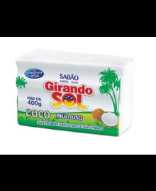Sabão de Coco Girando Sol 400g