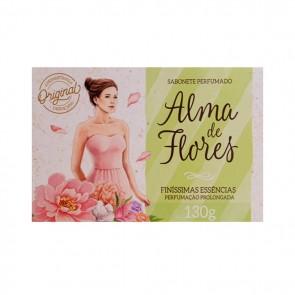 Sabonete Alma Flores Essencia 130g