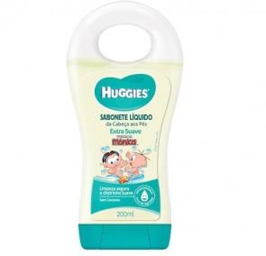 Sabonete Liquido Huggies Suave