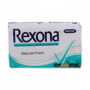 Sabonete Rexona Natural Fresh