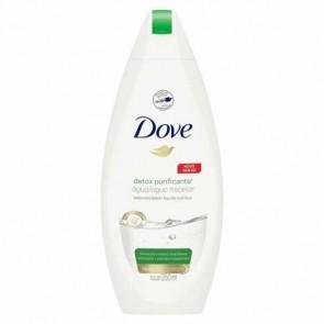 Sabonete Detox Purific Micelar Dove 250ml