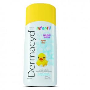 Sabonete Liquido Dermacyd Infantil