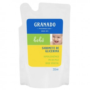 Sabonete Liquido Granado Bebe Refil