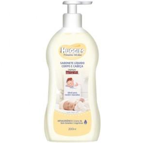 Sabonete Liquido Huggies primeiros 100 dias