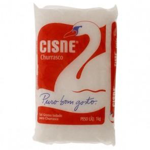 Sal Grosso Churrasco Cisne 1kg