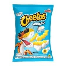 Salgadinho Onda Requeijão Cheetos Elma Chips 57g