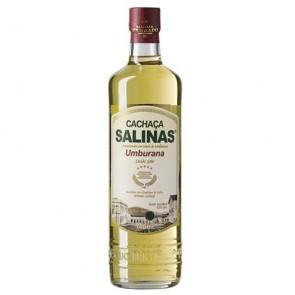Cachaça Salinas Ouro Umburana 700ml
