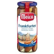 salsicha meica frankfurt 250g