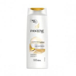 Shampoo Pantene Liso Extremo 400ml