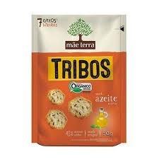Biscoito Snacks 7Grãos Azeite e Ervas Tribos Mãe Terra 50g