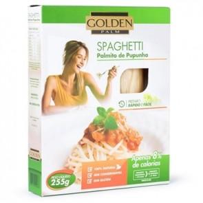 Palmito Pupunha Golden Spaghetti 255g (Caixa)
