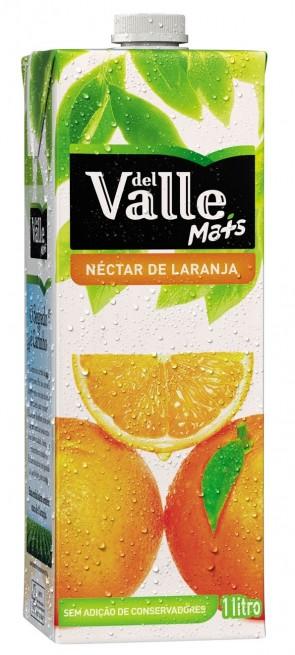 Suco Del Valle Laranja 1 litro