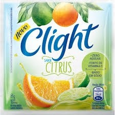 Suco em Pó Clight Citrus 8g
