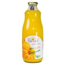 Suco Orgânico Novo Citrus Tangerina 1L