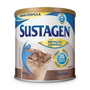 Sustagen Adulto Chocolate 400g