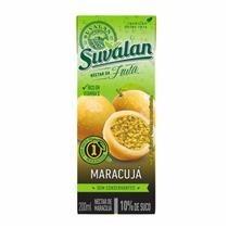 Suvalan Néctar Maracujá 200ml - 3 unid.
