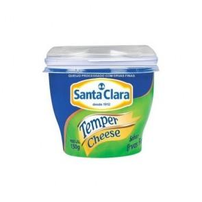 Temper Cheese de Ervas Finas Santa Clara 150g
