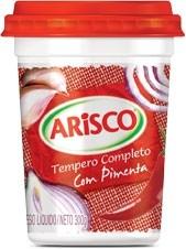 Tempero Completo Arisco com Pimenta 300g