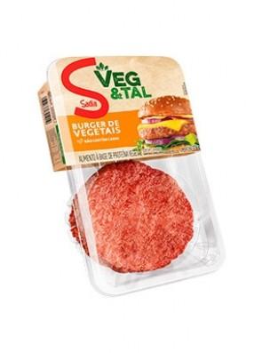 Hambúrguer Vegetal Sadia Vegano 226g