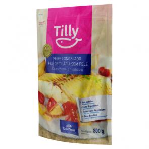 File de Tilapia Tilly Congelado 800g
