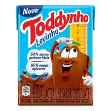 Achocolatado Toddynho Levinho Light  200ml