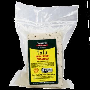 Tofu Ervas Finas Samurai 300g