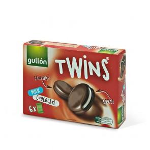 Biscoito Twins Chocolate Leite 257g