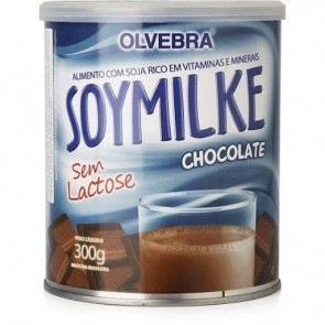 Leite de Soja em Pó Chocolate SoyMilke 300g