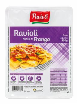 Ravioli de Frango Pavioli 250g