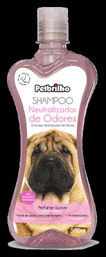 Shampoo Neutraliza 500ml PetBrilho