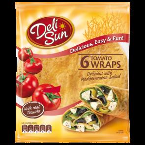 Wrap Tomate Delisun 360g