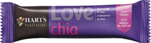 Barra de Cereal Chia Love 36g